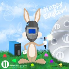 Happy Easter from the team here at United Services Group. We hope you enjoy the day with your friends and family!