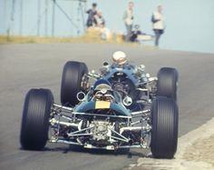 F1 Historic - Jim Clark vs Jackie Stewart at Zandvoort in 1965.