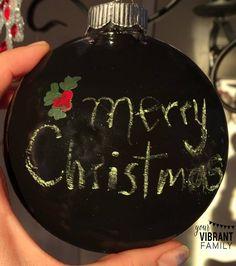 handmade kids christmas ornaments