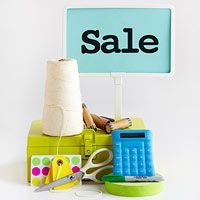 Tips on having a profitable yard sale. Spring clean time!
