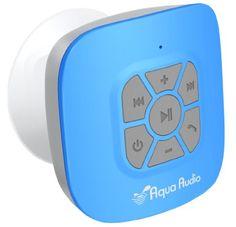 AquaAudio+bluetooth+shower+speaker