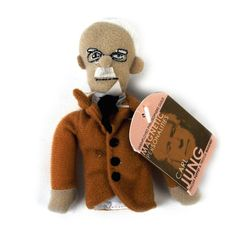 Jung magnetic finger puppet from Unemployed Philosophers Guild