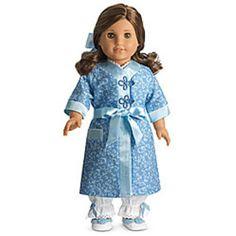 American Girl® Dolls: Rebecca's Robe & Slippers