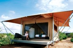 the best glamping tents | tent-designs.com