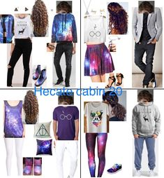 Harry Potter Costume Harry potter fans w/ a galaxy fetish Percy Jackson Cabins, Percy Jackson Fandom, Greek Godess Costume, Other Outfits, Cool Outfits, Percy Jackson Outfits, Harry Potter Cosplay, Fandoms, Magnus Chase