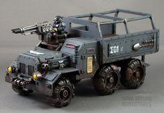 Chimera Truck | Imperial Guard Message Board (IGMB) Astra Militarum