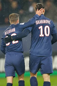 Beckham followed Zlatan to France. Any doubts that Zlatan will follow Beckhams footsteps to USA? Zlatan, please join the MLS!