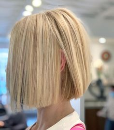 Layered hair is great but there is something about a blunt cut that just works. Having your hair all the same length can really make it easier to styl...