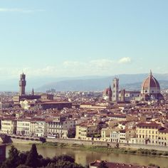 Favorite City............Florence Italy