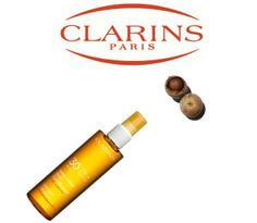 Spray Solaire Huile Embellissante Clarins