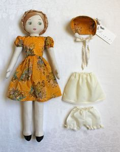 the Eliza doll was actually named after me! i know the seamstress that makes the dolls!!!!