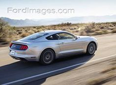 Fordimages.com - 2015 Mustang GT : Posters and Framed Art Prints Available