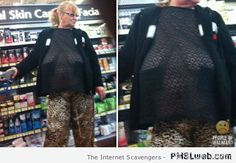 Walmart humor – The people of Walmart gone wild | PMSLweb--you must click on it to see soo many more hilarious photos of people!!