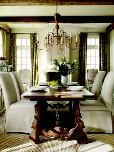 Hooker Furniture Defines Rustic Elegance