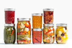 Canning Recipes on Lowe's Creative Ideas site.  I want to make the pickled garden vegetable!