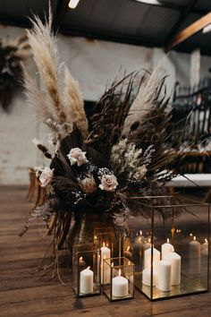 WEDDING INSPIRATION #albany #boholuxe #bohemianwedding #styling #pampas #weddingideas