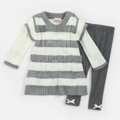 Baby girl clothes. really adorable for fall weather.