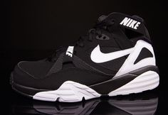timeless design ddb62 0ca2d Nike Air Trainer Max 91 BlackWhite-Black 309748-004. I