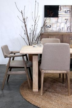 furniture-timber-dining-chair-danish-design-Satara | Chairs from ...