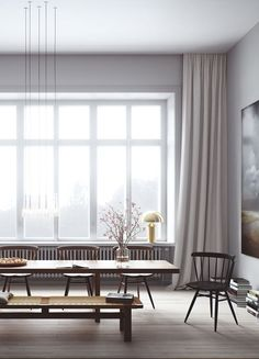 Oscar Properties - dining room
