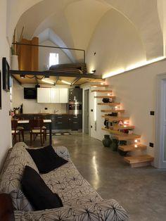 Condo Interior Design, Furniture Design, Lofts, Small Cottage Interiors, Airbnb Design, Sweet Home, Condo Living, House Design, House Styles