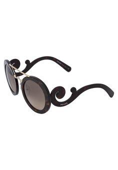 Prada Okulary przeciwsłoneczne havana/light grey
