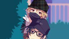 Cute Anime Guys, Anime Love, Vocaloid, Zutto Mae Kara, Manga Anime, Anime Art, Honey Works, Persona 5 Joker, Anime Scenery