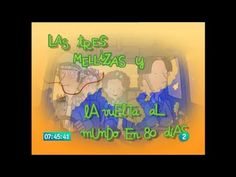 Las 3 Mellizas 63 La Vuelta Al Mundo En 80 Días [Castellano] - YouTube