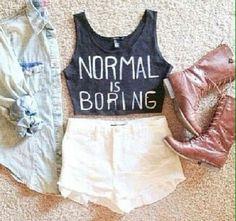 Gorgeous Tumblr Outfits Part 2 #Fashion #Trusper #Tip
