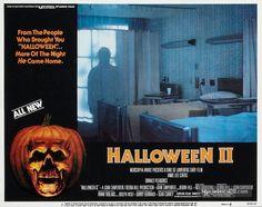 Halloween II - Movie stills and photos Halloween 2 1981, Halloween Film, Halloween Series, Vintage Halloween, Best Horror Movies, Horror Films, Scary Movies, Halloween Resurrection, Donald Pleasence