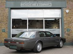 1991 Lagonda Aston Martin Lagonda - Series 4 | Classic Driver Market