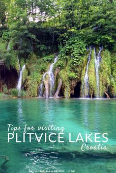 Visiting Plitvice Lakes National Park in Croatia: A One Day Itinerary > Travel Backpacking Europe, Europe Travel Tips, Travel Local, Travel Destinations, Travelling Europe, Traveling, Holiday Destinations, Croatia National Park, Plitvice Lakes National Park
