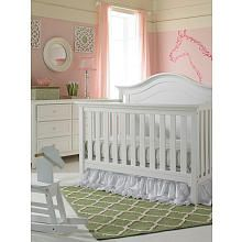 Ti Amo Catania Convertible Crib - Snow White