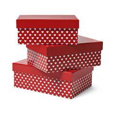Pudełeczka serduszkowe. #tigerpolska #tigerstores #tigerxmas #tigerpakkekalender #xmas #święta #autumn #zima #christmas #prezent #gift #pudełko #box