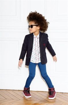 Little Marc FW '14 Too cool for school
