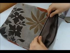 Kumaş Çanta Dikimi Nasıl Yapılır? / How to sew a fabric bag? - YouTube