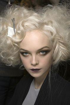 Maquillage défilé