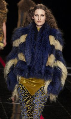 Just-Cavalli-Fall-2013-Catwalk