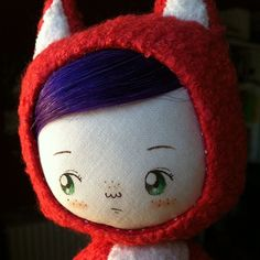 Hello little fox Boy Camille XXI ❤ by MforMonkey, via Flickr