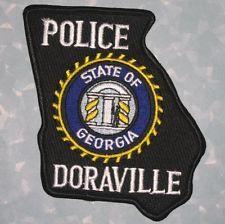 Doraville Police Patch - Georgia