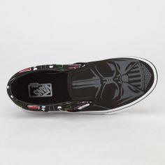 c55ff0906d VANS Stars Wars Classic Slip-On Boys Shoes 238122127