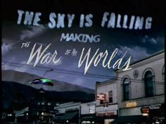 The Styrous® Viewfinder: The War of the Worlds ~ Worlds on Film