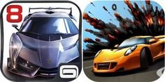 The new App Store releases are still fresh this week, but we're already looking ahead to next week. Get your driving gloves ready, because Asphalt 8 and ...