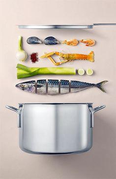 Bouillabaisse Recipe by Mikkel Jul Hvilshoj