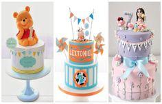 Cake Bunting Tutorial | Satin Ice