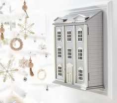 An ingenious cross between decor and toy, this doll-house inspired cabinet boasts unparalleled craftsmanship and… Baby Cabinet, Kids Jewelry Box, E Room, Faux Window, Wedding Earrings Drop, Drop Earrings, Jewelry Cabinet, Tiny Treasures, Small Furniture