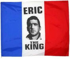 Eric the King Tri-color Flag