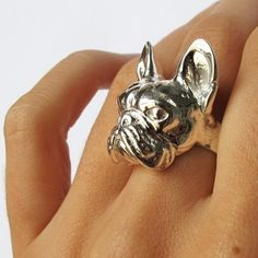 for the frenchie lover in your life. / hi i'm french / verameat