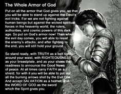 ©The Whole Armor of God®
