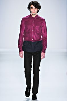 Timo Weiland   Fall 2012 Ready-to-Wear Collection  